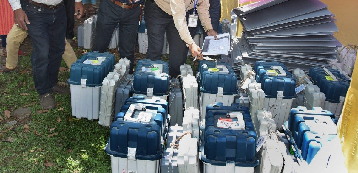 SC Dismisses PIL Seeking 100% Matching of VVPAT Slips With EVMs, Cites CJI Order