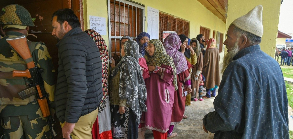 North Kashmir: Relatively Peaceful Polling Day Ends on a Sour Note With Teen's Death