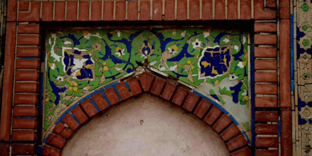 Tracing the Journey of Tiles Into India