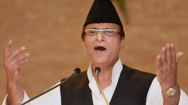 NCW Issues Notice to SP Leader Azam Khan Over Derogatory Remarks on Jaya Prada