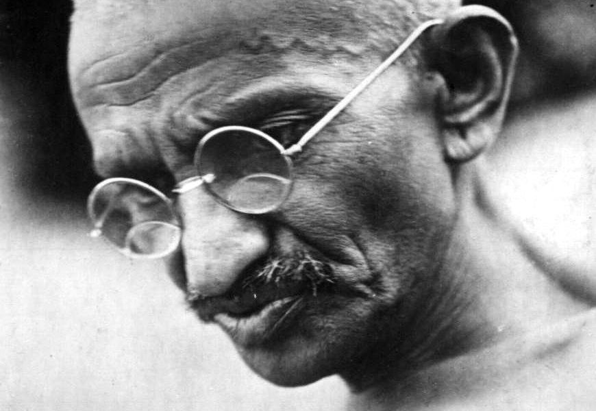 Book Review: Gandhi as Chrysalis for a New Philosophy