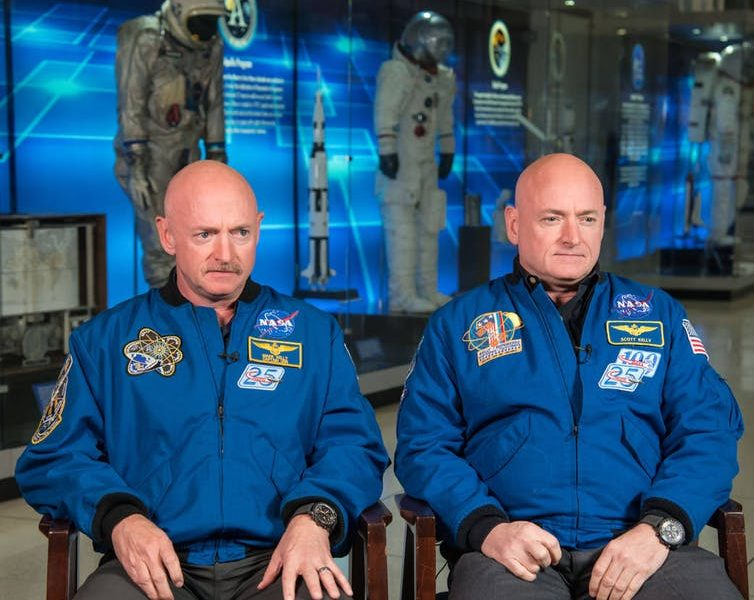 NASA's Twin Study Finds Health Sustained During Year in Space