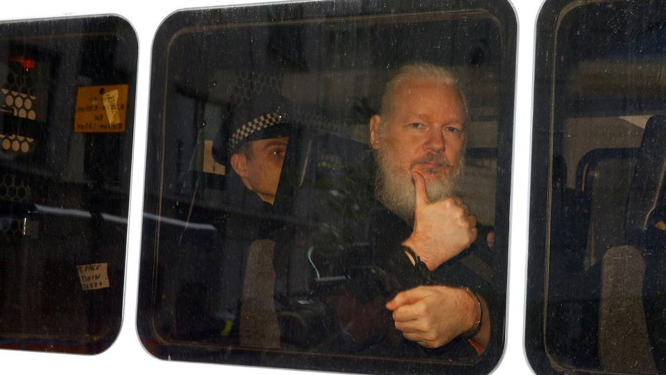 Julian Assange's Arrest an 'Attack on Journalism', Say Indian Writers, Journalists