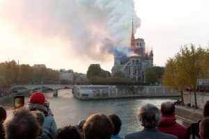 Notre Dame: Writers and the Shock of Destruction Through History