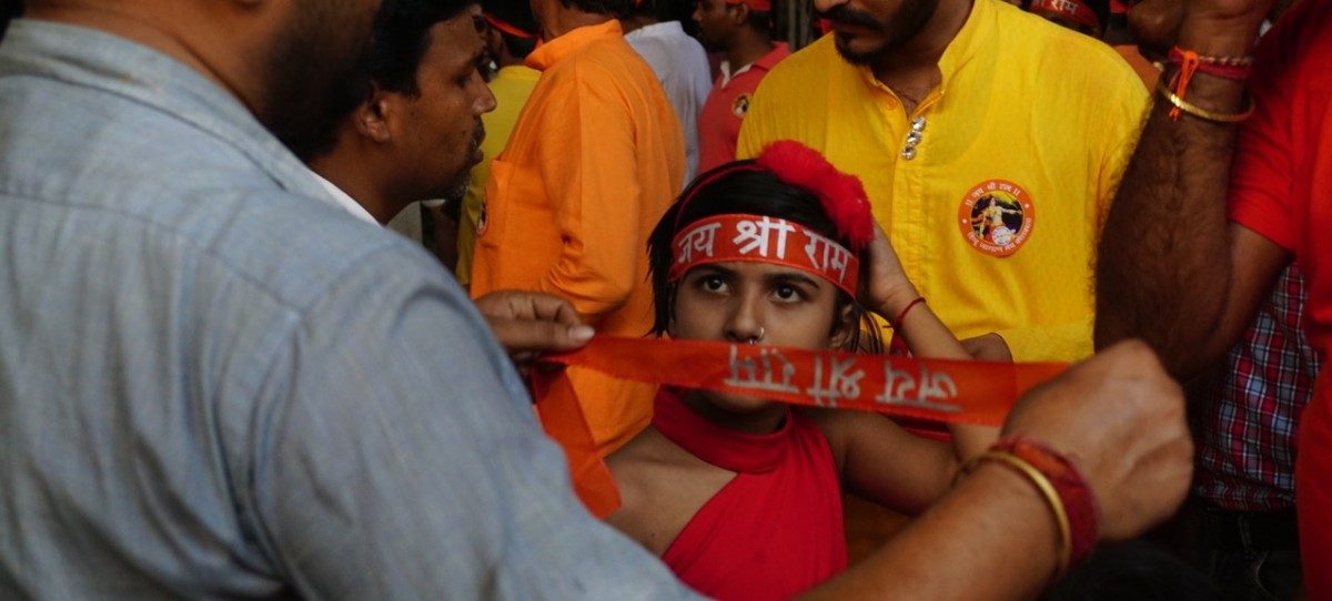 In Photos | The Chant of Hindu Chauvinism – Ram Navami in