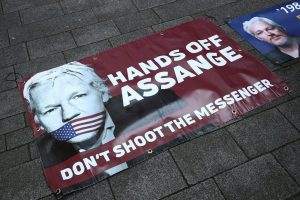 US Adds New Charges Against Julian Assange for Reporting on Afghanistan, Iraq Wars