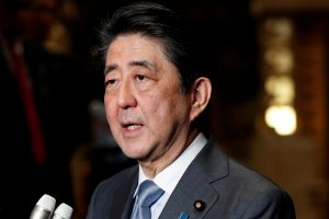 Japan's Abe to Visit Trump at White House on April 26