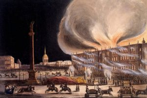 In Notre Dame Fire, Echoes of the 1837 Blaze That Destroyed Russia's Winter Palace