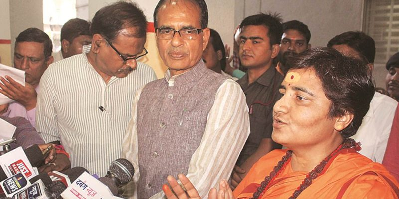 Sadhvi Pragya Was First Arrested in Terror Case by BJP Government, Not Congress