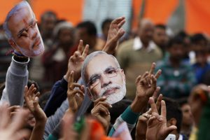 Under Modi Govt, India Has Turned Into a 'Designer Democracy'