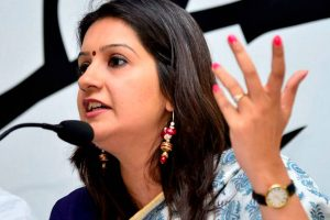 Congress Spokesperson Priyanka Chaturvedi Quits Party, Joins Shiv Sena