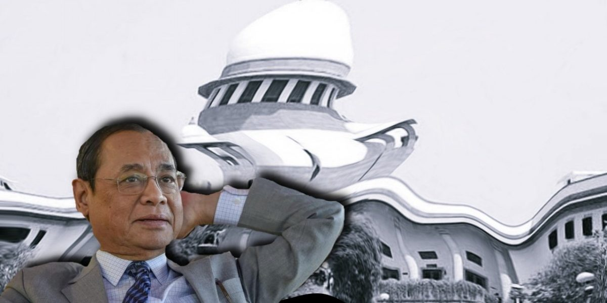 Ranjan Gogoi, MP: India is Done With Whataboutery, My Lords!