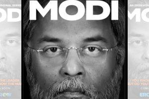 EC Orders Web Series on Modi to Be Taken Down