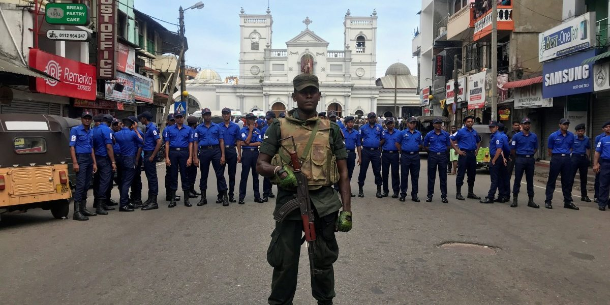 Sri Lankan Govt Identifies National Tawheed Jamath as Outfit Behind Blasts