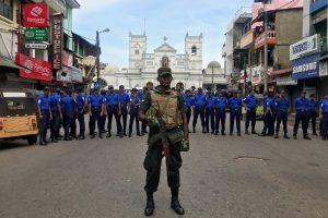 Sri Lankan Govt Identifies National Tawheed Jamath as Outfit Behind Blasts