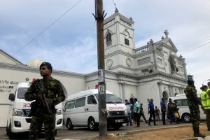PM Modi Condemns 'Cold-Blooded' Blasts in Sri Lanka, Offers Assistance