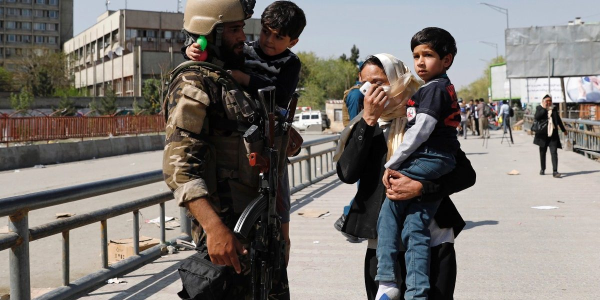 Seven Killed in Attack on Afghan Communications Ministry in Kabul