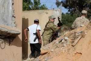Air Strikes, Explosions Hit Libyan Capital Tripoli