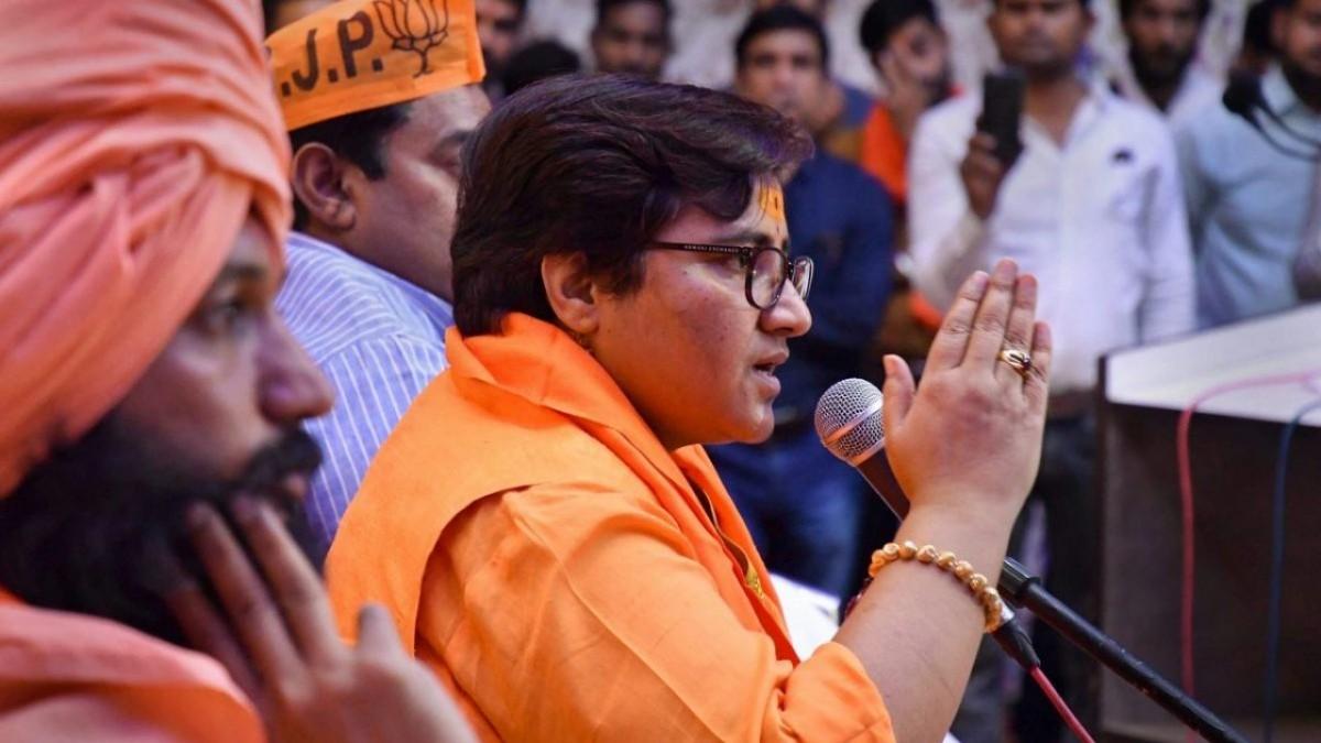 Pragya Thakur, Hemant Karkare