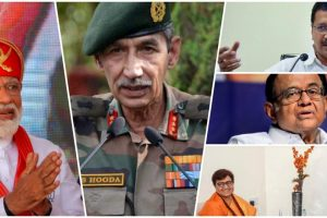 #PollVault: Congress and BJP Both Show off on National Security