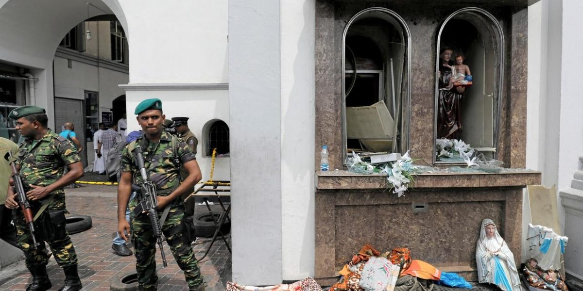 Sri Lanka Failed to Act on Intelligence About Attack on 'Prominent Churches'