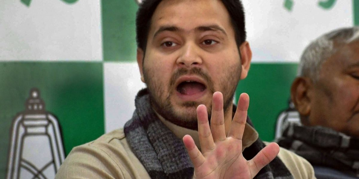 Lalu Coming Out on Bail on November 9, Nitish's Farewell Next Day: Tejashwi