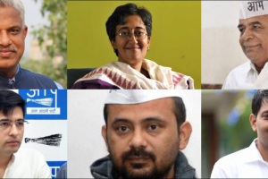 Six AAP Candidates File Nominations in Delhi