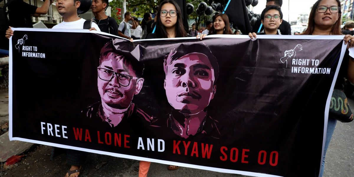 A Hollow Pardon: Reuters Journalists Released, but Press Freedom a Far Cry in Myanmar