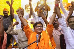 #RightSideUp: 'In Defence of Pragya Thakur'; The Battle for India's Soul
