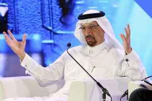Saudi Arabia's Energy Minister Says No Need For Immediate Action After Iran Oil Waivers End