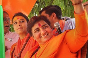 Pragya's Direct Line to Amit Shah, and God, Confounds Her BJP Handlers