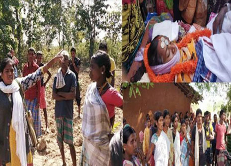 Podiyam Sukki, Naxal, Bastar attack, Maoist security forces