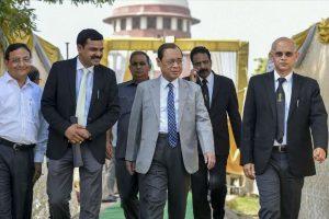 Gauhati HC Grant of Retirement Benefits to CJI Gogoi Raises Conflict of Interest Issue