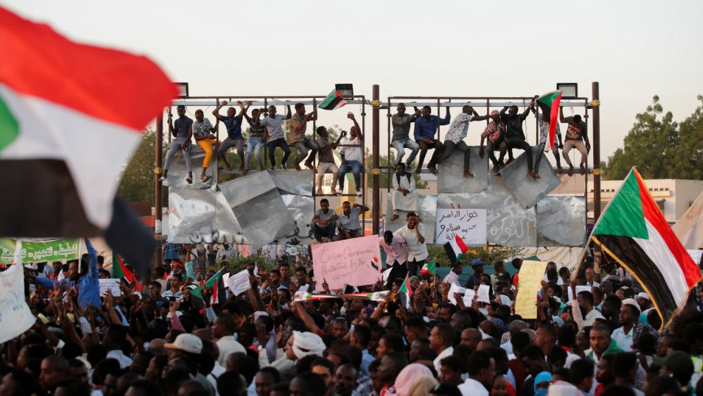 Sudan: The Symbolic Significance of the Space Protesters Made Their Own