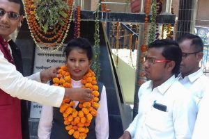 In UP's Chitrakoot, a Young Woman Will Contest Against Patriarchy and Casteism