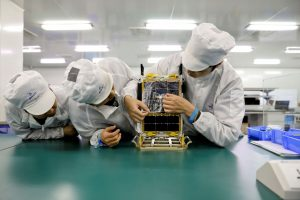China's Rocket Start-Ups Go Small in Age of 'Shoebox' Satellites