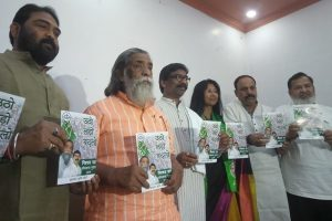 Jharkhand Mukti Morcha Manifesto Misses Listing Mob Lynching as an Issue