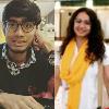 Abinash Dash Choudhury and Varsha Poddar
