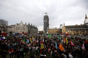 After Protests, UK Parliament Declares a Symbolic Climate Change 'Emergency'