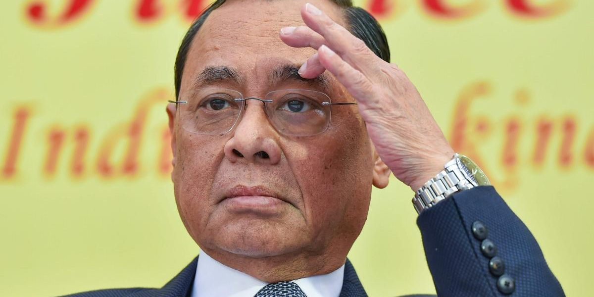Gogoi Confidant Held 'Inquiry' Which Sacked Woman Complainant from Supreme Court