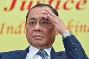 Ranjan Gogoi 'Doesn't Remember' the Electoral Bonds Issue in the Supreme Court