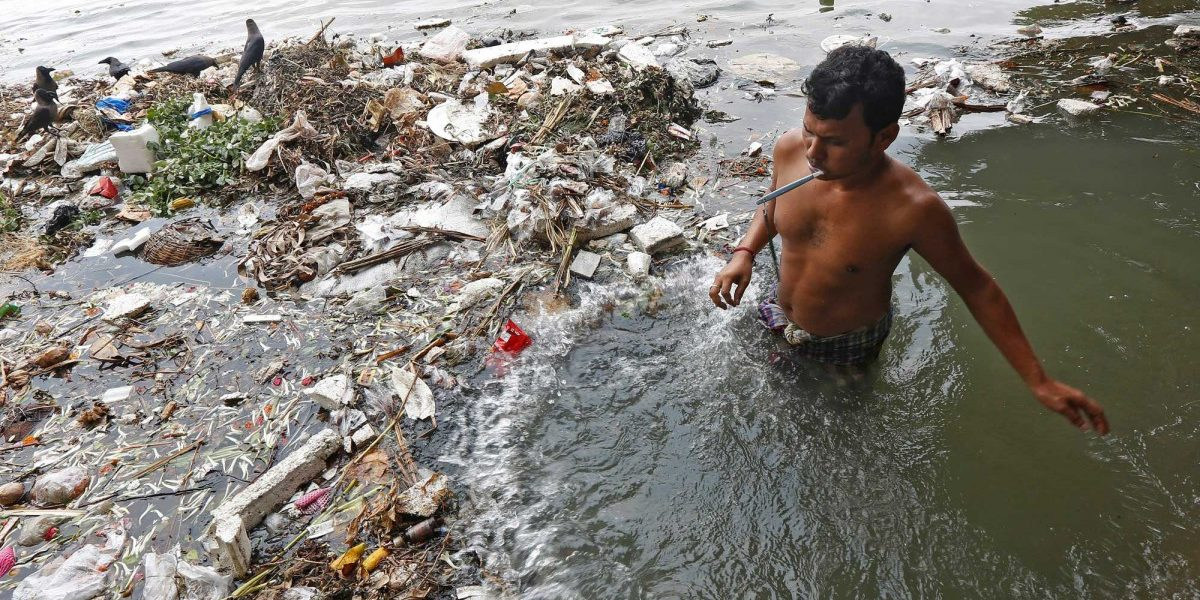 How Does Plastic Pollute the Ganga? An All-Women Scientists' Expedition Is Looking for Answers
