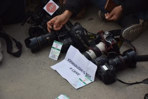 With a Crippled Local Media, Dangerous Times for Press Freedom in Kashmir