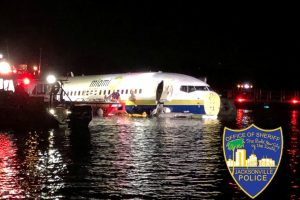 US: Boeing 737 Slides Into Florida River With 136 People Aboard, No Casualties