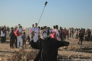 Four Palestinians Killed As Protests Erupt Along Israeli Border