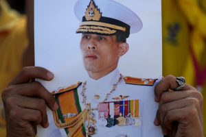 Thailand's King Vajiralongkorn Formally Crowned as Divine Monarch