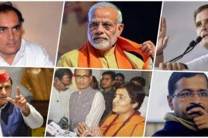 #PollVault: Modi's Attack on Rajiv Condemned; Pragya Campaigns Despite EC Ban