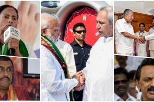#PollVault: Modi Compliments Patnaik on Cyclone Management, Targets Mamata for Ignoring Calls