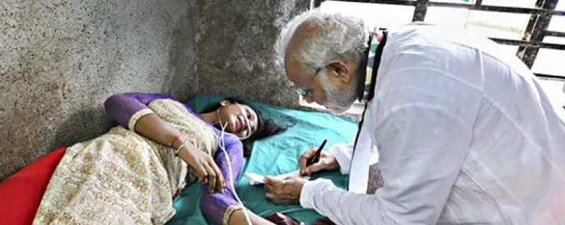 What Indian Healthcare Has Looked Like Under Five Years of the Modi Govt