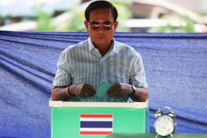 Thailand Expected to Keep Junta Leader as PM